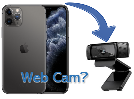 How to turn your iPhone into a webcam for free
